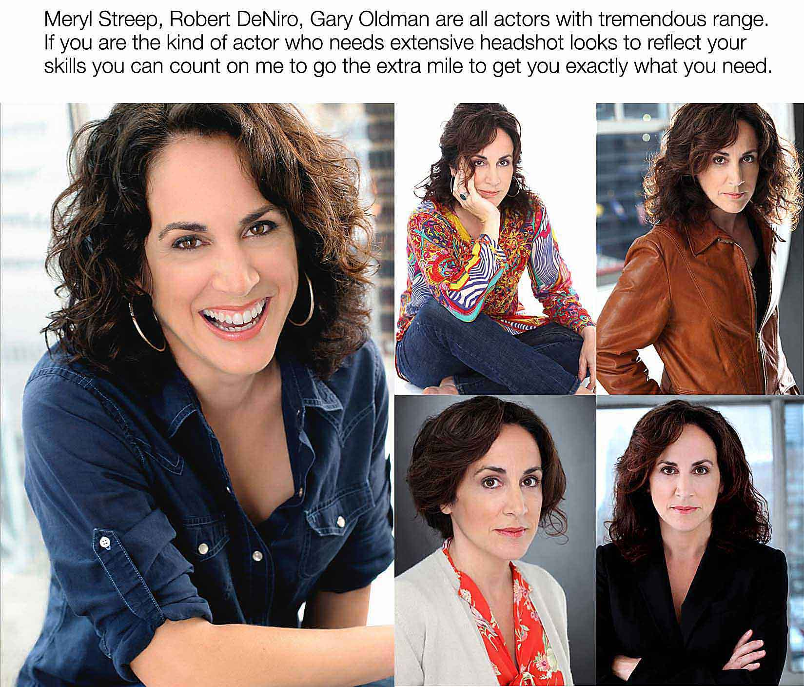 New York Actors Headshot Photographer Douglas Gorenstein Photography – NYC Corporate & Executive Portraits, On Set Photography